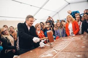 3. festival čokolade v Radovljici, 12. 4. 2014.