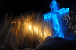 ledeno jaslice mojstrana
