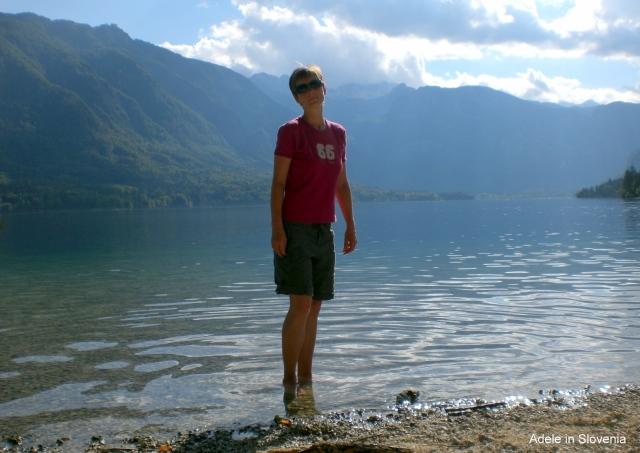 Bohinjsko jezero 2. Avgust 2011 006