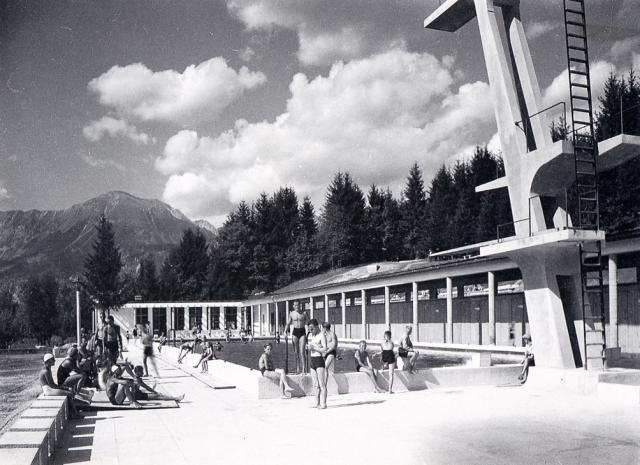 Kopalisce Radovljica 1932