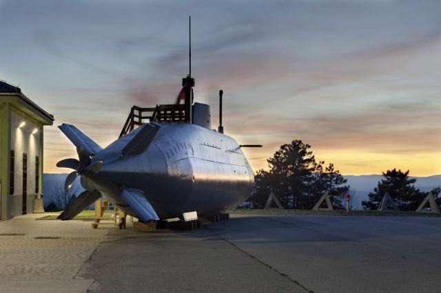 Podmornica P-913