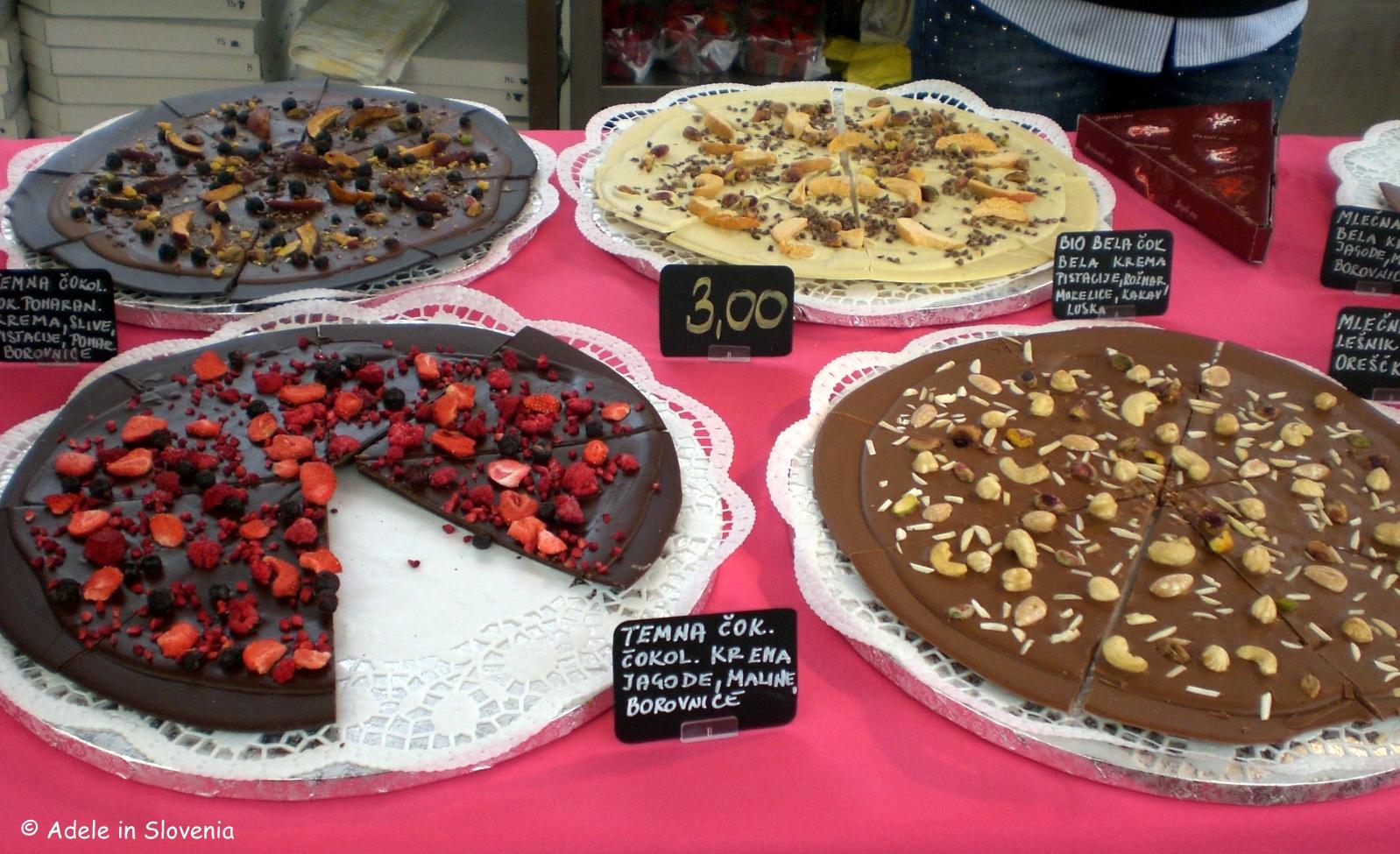 The Radovljica Chocolate Festival 2017 – Hot Off the (Chocolate ...